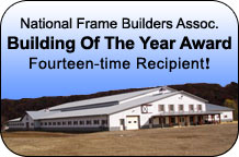 National Frame Builders Association Building Of The Year Award